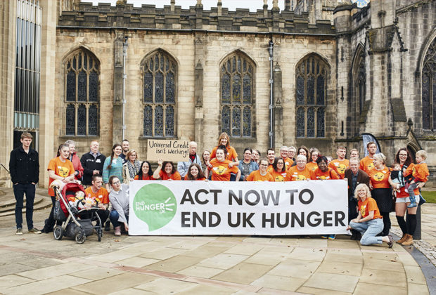 Act Now To End Poverty