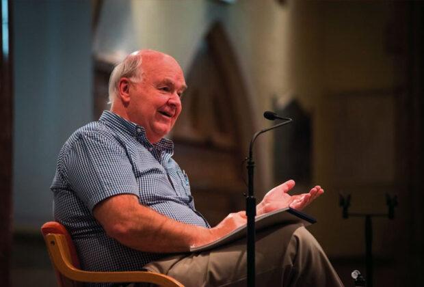 Professor John C Lennox image