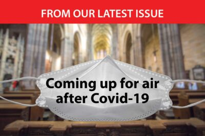 Coming up for air after Covid-19